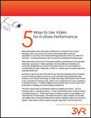 5 Ways to Use Video for In-Store Performance