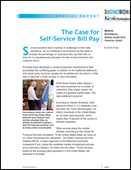 Special Report: The Case for Self-Service Bill Pay
