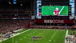 First touchdown at the Super Bowl? Digital signage is already in the end zone