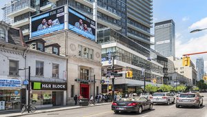 Digital signage firm, charity to bring awareness to youth homelessness