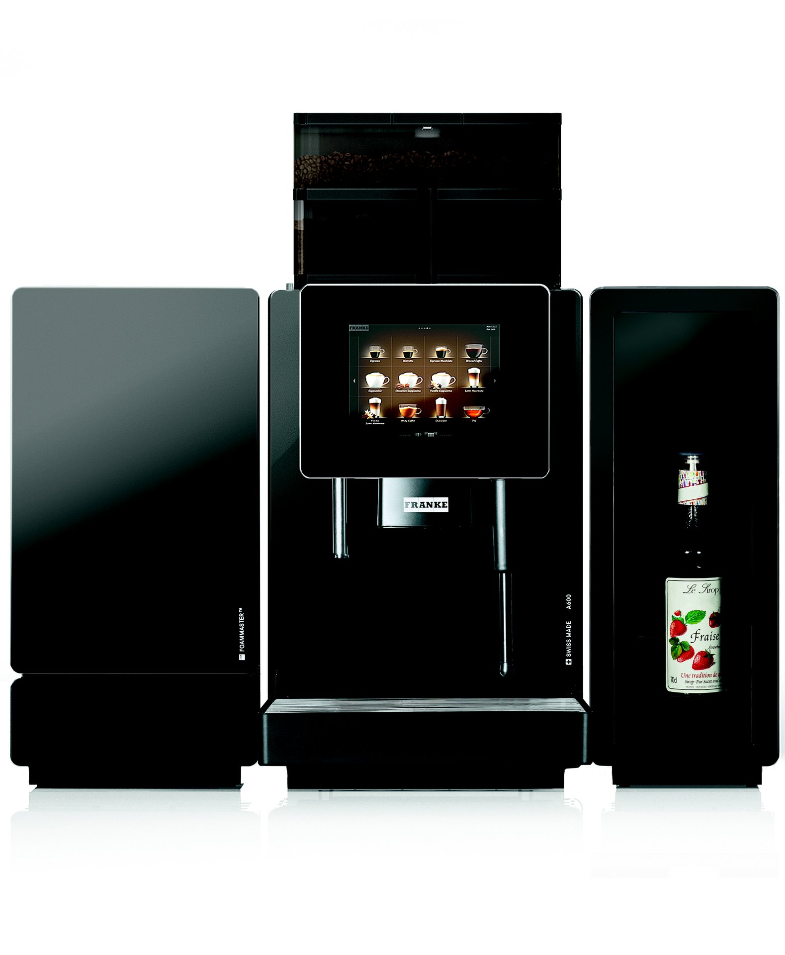 a600 franke coffee systems north america qsrweb. Black Bedroom Furniture Sets. Home Design Ideas