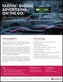 TAXIVu® Digital Advertising on the go