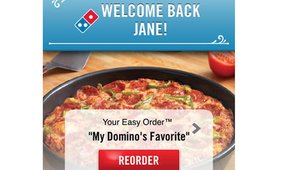 Domino's iPad app yields highest conversion, ticket of company's digital ordering channels
