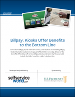 Billpay: Kiosks Offer Benefits to the Bottom Line