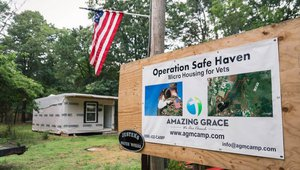 Video | Veteran Builds Tiny Home Village for Homeless Vets