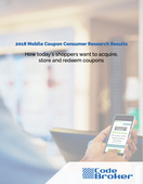 2018 Mobile Coupon Consumer Research Results