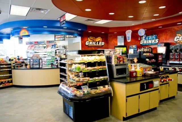 Sunoco New Store Layout