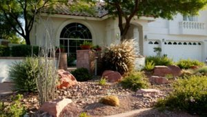 Southern Nevada Water Authority green landscaping contest