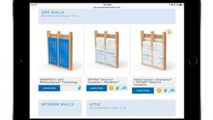 New App Guides Builders to Choose the Right Insulation