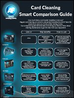 Card Cleaning Smart Comparison Guide