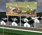 Home of the Kentucky Derby calls digital signage to the post