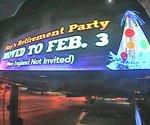 NFL cities talk trash via digital billboards