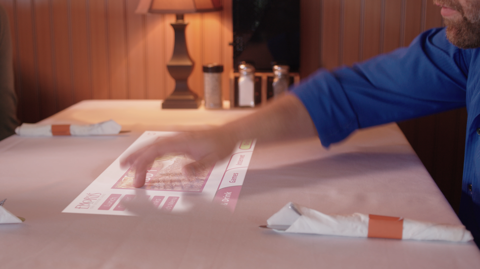The future of digital communications in restaurants: Touch, signage, entertainment