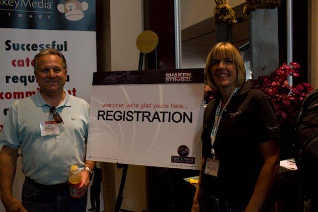 The 2010 Fast Casual Executive Summit: Check-in and