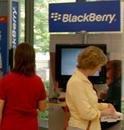 Wall Street Journal DOOH network creates 16% sales boost for Blackberry