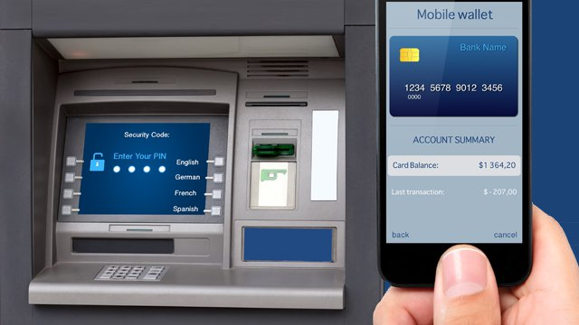 Cardless ATM access: 'Keep up or get left behind'