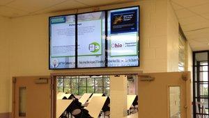 Ohio schools enrolling in digital signage program