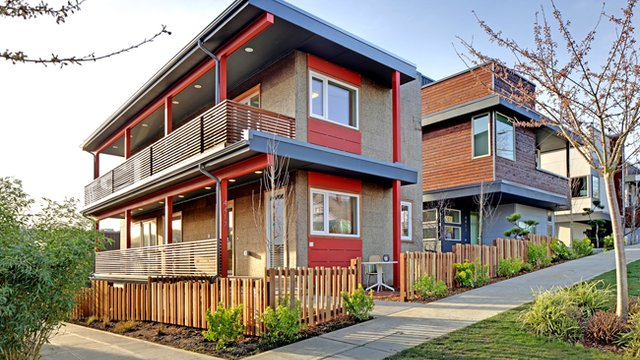 2 Seattle homes among world's first to achieve zero energy certification