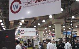 2009 International Restaurant & Foodservice Show NYC