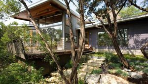 Canyon Edge sustainable home