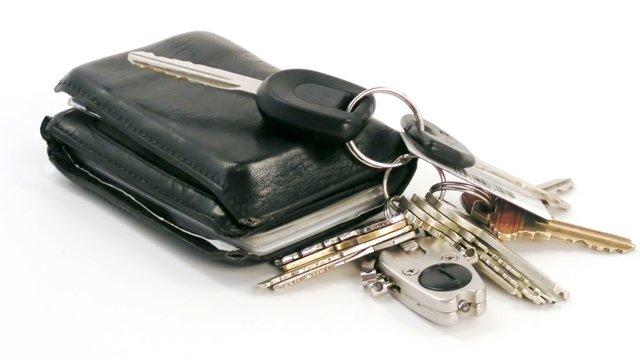 No more cash cards or keys shut the front door atm for 1 2 buckle my shoe 3 4 shut the door