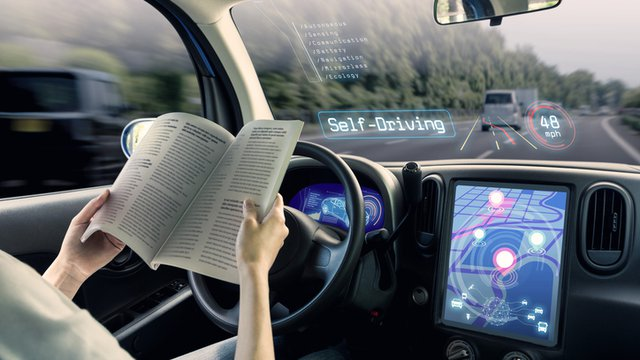 Will self-driving cars revolutionize the DOOH industry?