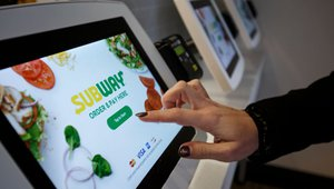 Mobile, self-service kiosks play key role in Subway's redesigned stores
