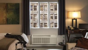New 'quiet' air conditioner helps hotels, their guests