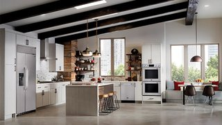 LG Launches Appliance Division for Builders