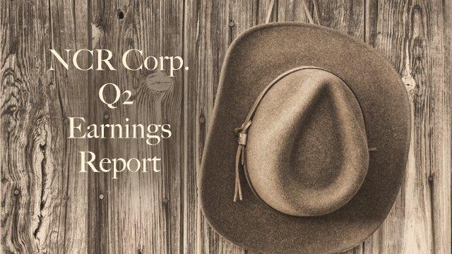 As ATM sales slump through H1, NCR hangs its hat on H2 gains