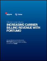 Globe case study: increasing carrier billing revenue with Fortumo