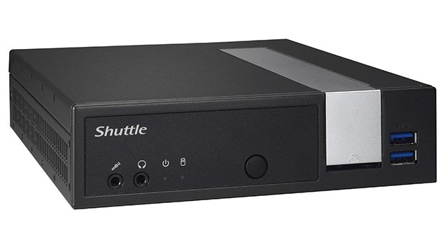 Shuttle Computer Group Introduces DL10J, First Gemini Lake Mobile Networked Computer