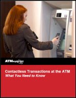Contactless Transactions at the ATM What You Need to Know