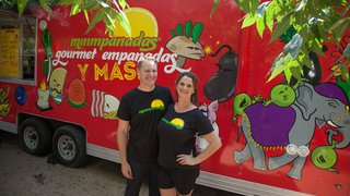 Empanada food truck finds niche in Austin, provides entrée into wholesale business