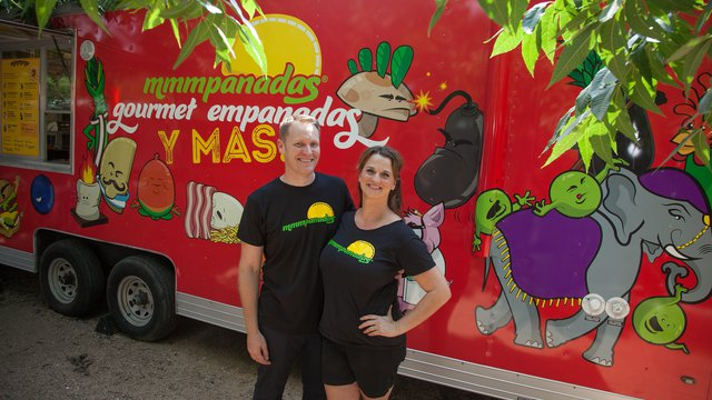 Empanada food truck finds niche in Austin, provides entrée into wholesale business