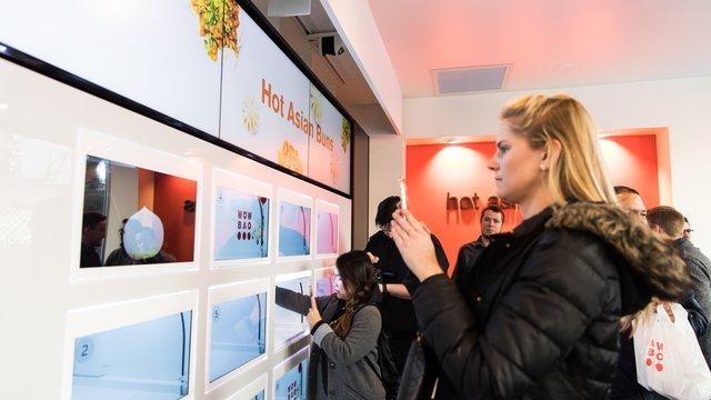 Wow Bao becomes 1st chain to leverage Eatsa technology