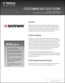Safeway, Inc. Selects Digital Signage Solution to Enhance Communications & Training Capabilities