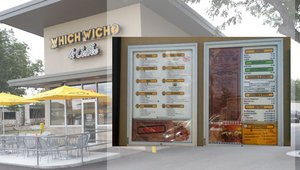 Putting customers in the driver's seat: Which Wich adds drive-thru