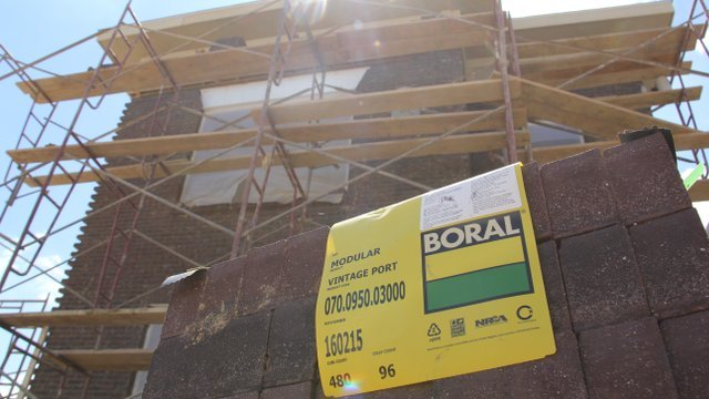 Boral brick showcased in Proud Green Home of Louisville