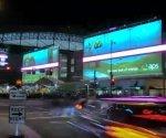 Digital signage lights up dowtown Phoenix (Video)