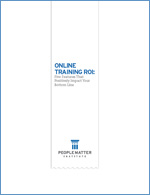 Online Training ROI: Five Features That Positively Impact Your Bottom Line