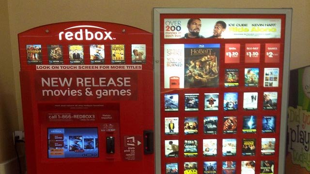 Redbox CEO: 'We're not pleased'