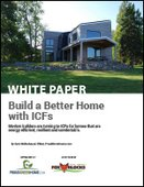 Build a Better Home with ICFs