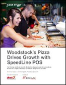 Woodstock's Pizza Drives Growth with SpeedLine POS