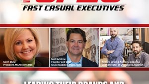 Fast Casual's top execs revealed