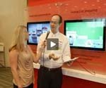 CETW12: How to integrate touchscreens with tablets in retail (Video)