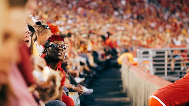 The Changing Face of Fan Experience in Sports