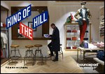 King of the Hil - Bouncepads in Tommy Hilfiger