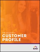 The Value of a Customer Profile