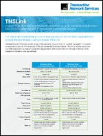 ATM, POS and Kiosk Communications | TNSLink